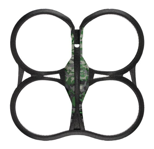 Parrot AR.Drone 2.0 Elite Edition Carena da interno, modello Jungle
