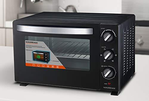 Nordmende Fornetto elettrico ventilato con capacit 20 L, Potenza 1380 W, 6 modalit di cottura,...