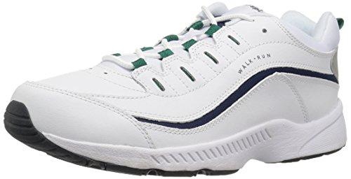 Easy Spirit Women's Romy Sneaker,White Multi,8 W
