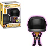 Funko Dark Vanguard [Glow-in-Dark]: Fortnite x POP! Games Vinyl Figure & 1 POP! Compatible PET Plastic Graphical Protector Bundle [#464 / 36914 - B]