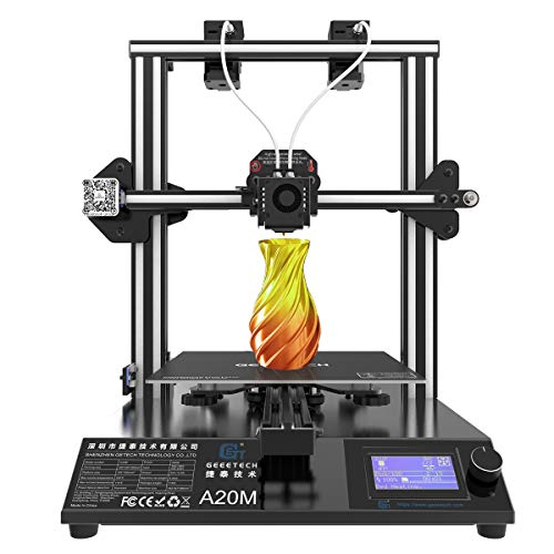 GEEETECH New A20M 3D Printer with Mix-Color Printing