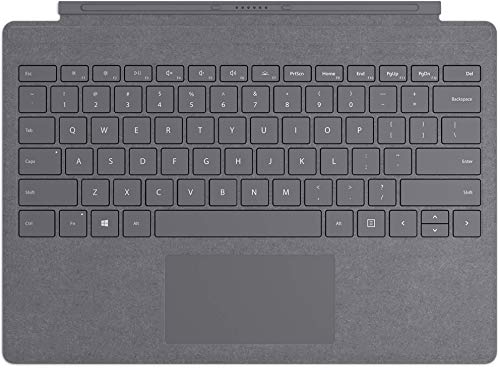 マイクロソフト Surface Pro タイプカバー プラチナ FFP-00159