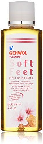 GEHWOL Soft Feet Nourishing Bath, 7.0 oz