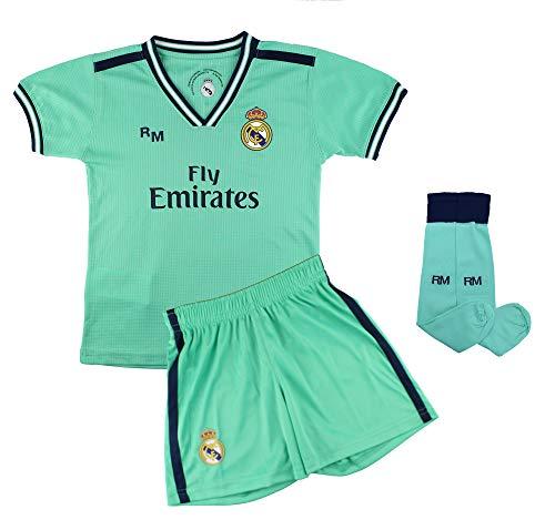 Champion's City Conjunto Complet Infantil Real Madrid Répli
