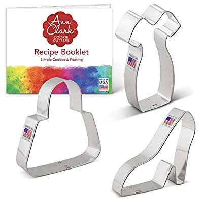 This fun set is a great way to kick off a ladies night out or bachelorette party. Made in the USA; Manufactured in America with certified food safe American steel Variety; For over 30 years the Clark Family has specialized in original designs for cre...