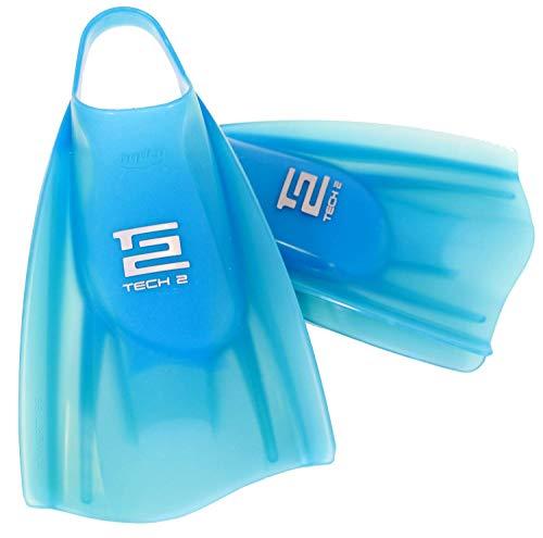 Hydro Tech 2 Swim Fins - Ice Blue - Medium