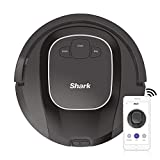 Shark ION Robot Vacuum RV871 with Wi-Fi and Voice Control, 0.6 qt, Black