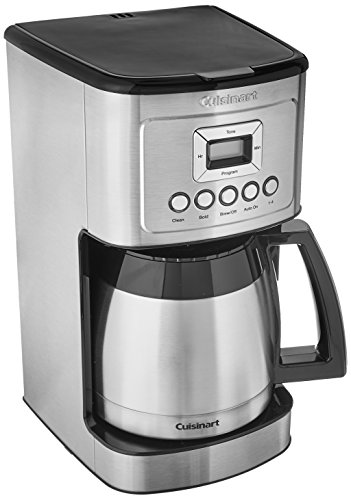 Cuisinart Stainless Steel Thermal Coffeemaker, 12 Cup Carafe,...