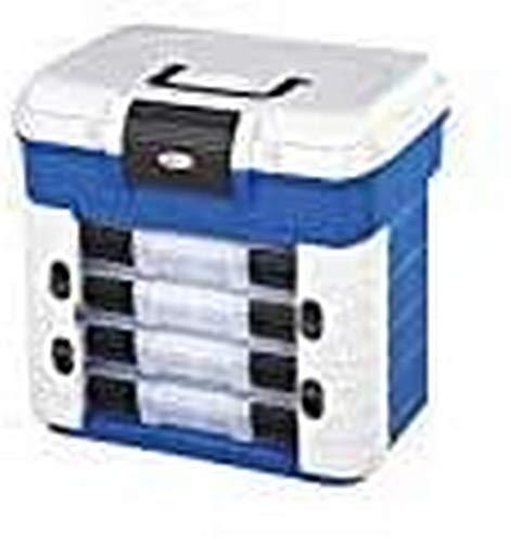 ARTPESCA Plastica panaro Valigetta Super Box Disponibile in Due Varianti per Pesca (Art.501)