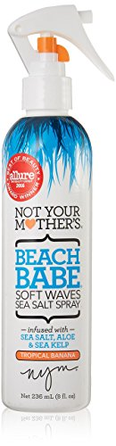Not Your Mother's Beach Babe Soft Waves Sea Salt...