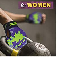 Designed specifically for women. Aesthetically placed embroidered logo and brand offer a unique and stylish look. The well adjusted density of the Flair gloves does not substantially increase the diameter of the bar, therefore technically making it e...