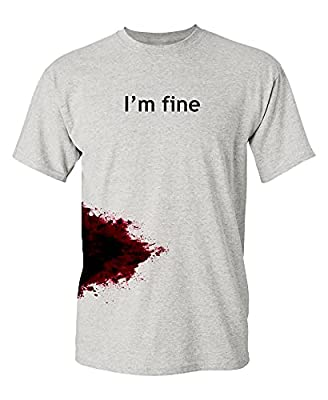 AWESOME FIT: Fits True to size, great fit and feel - Wash with cold water, inside out. Want to make dad look like a super star? This shirt has a great look and cool fit. This men's funny t shirt fits great and is great for men, teenagers and kids. No...