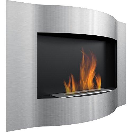 Kratki Lima Decorative Wall Fireplace Biokfireplace