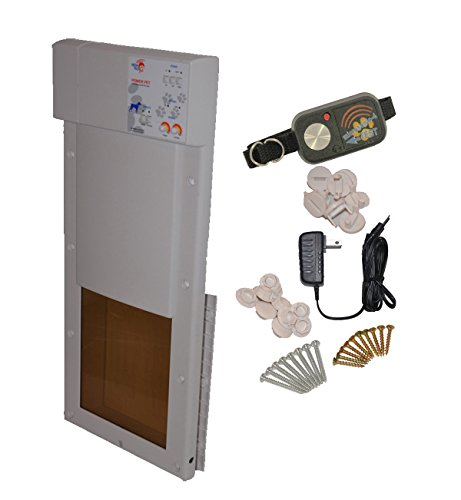 Power Pet Electronic Pet Door - Medium - PX-1