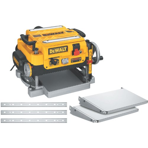 DEWALT 13-Inch Thickness Planer - Three...