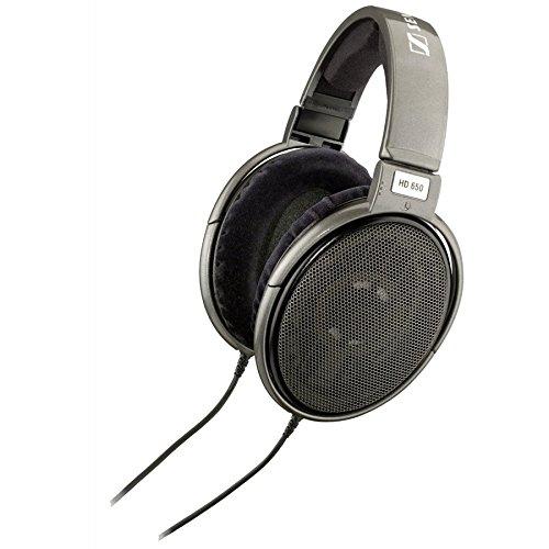 【工場再生品】 Sennheiser ゼンハイザー ヘッドホン HD650 HD-650 ヘッドフォン [並行輸入品] 坂本英城(ノイジークローク) の愛用ヘッドフォンは「SENNHEISER ( ゼンハイザー ) / HD650」【徹底解説】音楽のプロが使用するヘッドフォン特集!ミュージシャン、作曲家、エンジニアが使用するDTMや作曲・編曲にオススメのヘッドフォン・イヤホンの紹介!