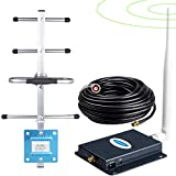 Cell Phone Signal Booster Verizon Signal Booster 4G LTE Band13 700Mhz Verizon Cell Signal Booster Verizon Cell Phone Booster Repeater Signal Amplifier Extender Antenna Kit Boost Voice+Data for Home