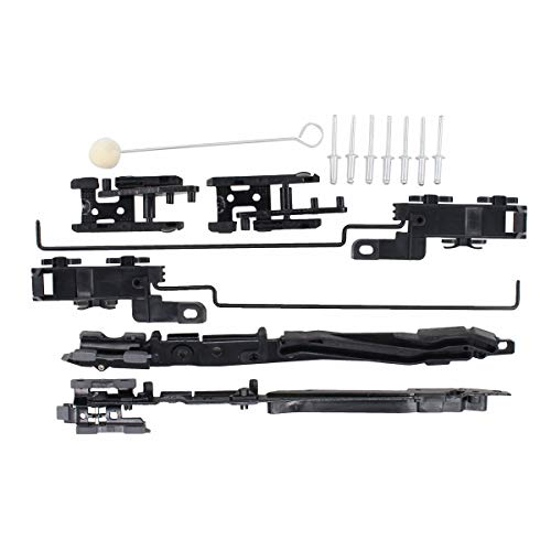NewYall Sunroof Track Assembly Repair Kit