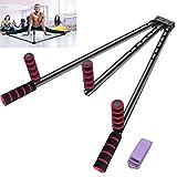 FIGROL Leg Stretcher Leg Split Stretching Machine Stretching Equipment Flexibility for Ballet,...