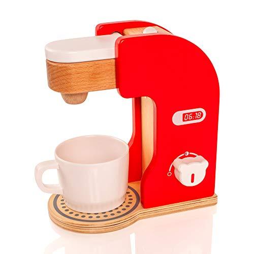 Viga - 50234 - Cafetera de juguete - Madera