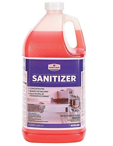 Member's Mark Commercial Sanitizer (128 oz.) Kills 99.99% of Foodservice Germs