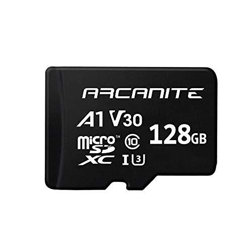 ARCANITE, 128 GB MicroSDXC scheda di memoria con...