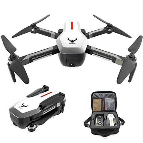 FairOnly PER Quadricottero ZL-RC Beast SG906 5G WiFi GPS Drone con Fotocamera 4K e Borsa 1 Batteria (Il miglior Regalo per Le Vacanze Selezionare)