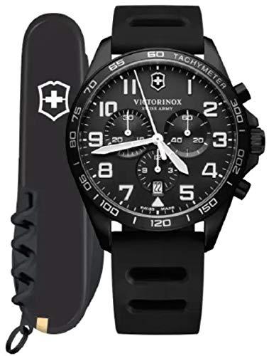 Victorinox Herrenuhr FieldForce Sport Chronograph Grau 241926.1