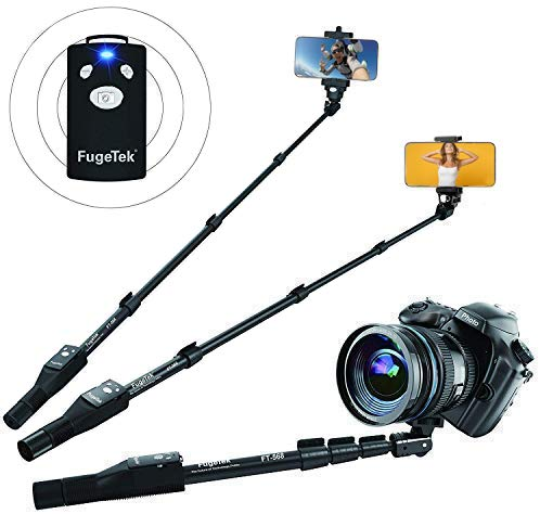 41CsLHrNfuL - The 7 Best Selfie Sticks That Will Keep Your Camera Steady for That Perfect Shot