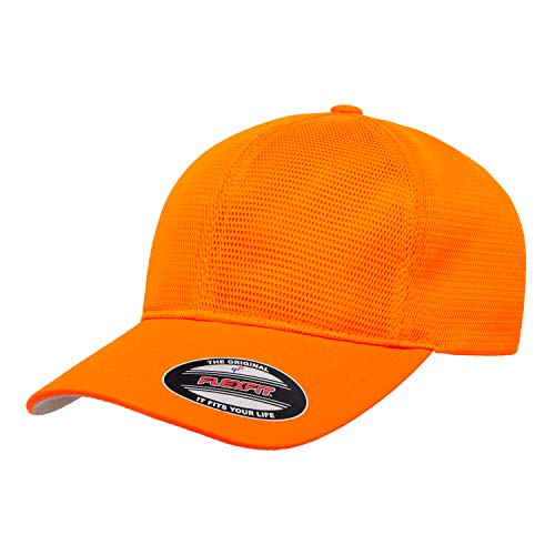 Flex fit Omnimesh Cap, Neon Orange