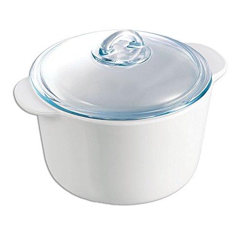 Pyrex casseruola / 5L / Design originale / Igienica