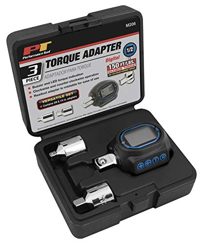Performance Tool - Digital Torque Adapter (M206), Hand Tools - Torque Wrenches and Drivers