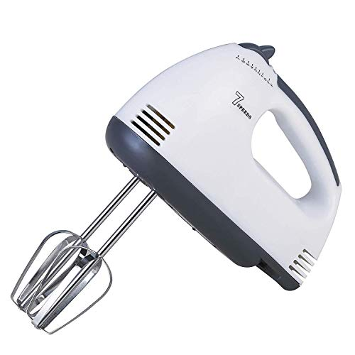 Maharsh 7 Speeds 260Watt Hand Held Electric Hand Mixer, Food Blender, Egg Beater Hand Blenders, Multicolor