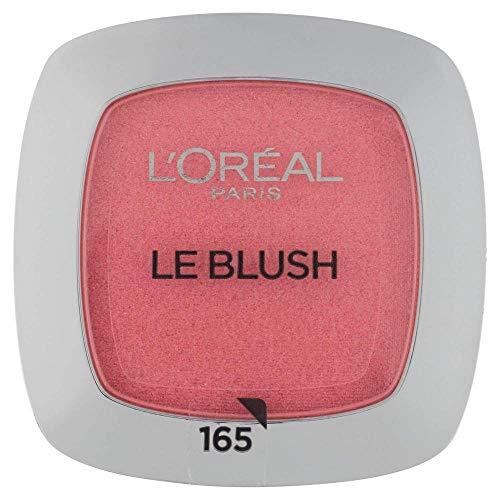 L'Oréal Paris MakeUp Blush in Polvere Accord Parfait, Blush in Polvere a Lunga Durata, 165 Rose Bonne Mine, Confezione da 1
