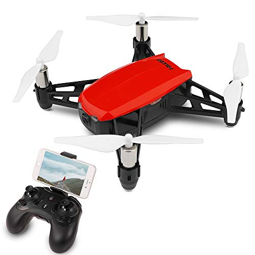 Goolsky WLtoys XK Q818 Optical Flow RC Drone with Dual Camera 720P WiFi FPV Altitude Hold Gesture Photography Quadcopter