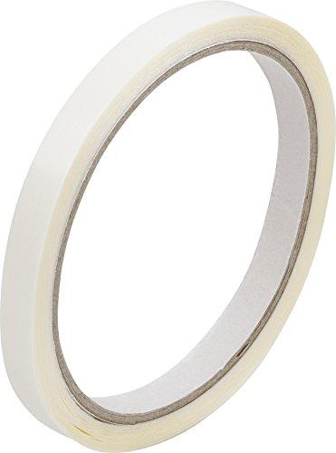 Knorr prandell 217901103 Doppelseitiges Klebeband (10 Meter lang, 9 mm breit) transparent