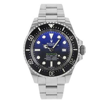 Rolex New Deep-Sea Deep Blue Sea-Dweller 116660 2019 Box/Paper/5YrWarranty #RL91