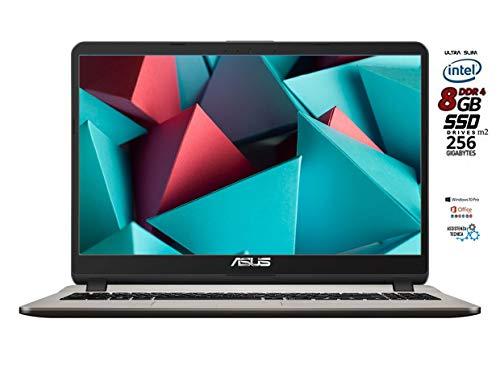ASUS Vivobook Ordenador Portátil De 15.6' HD intel dual core,RAM de 4...