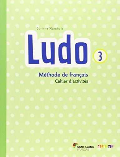 LUDO 3 CAHIER D'EXERCICES - 9788490491119
