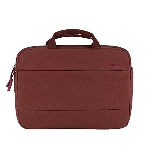 Incase City Brief 13' MacBook Pro Shoulder Bag (Deep Red)