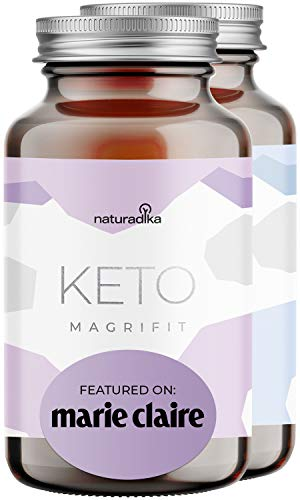 MAGRIFIT KETO: suplemento para dieta KETO 100% natural – C