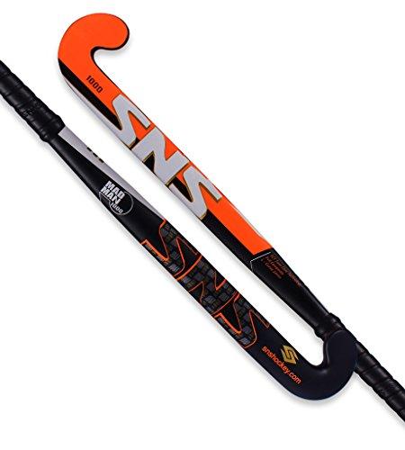 Casio SNS Madman 1000 Composite Hockey Stick, 37-inch