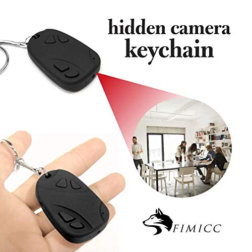 Mini Hidden Camera Key Ring by fimicc - Undetectable...