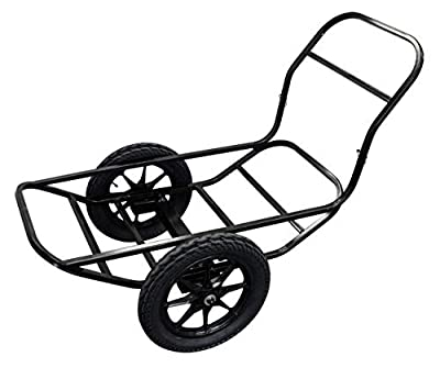 Multi-use carts can be converted into a hitch hauler Features a weight capacity of 300 lbs. To haul out your game Ergonomic design allows you to tackle any challenging job