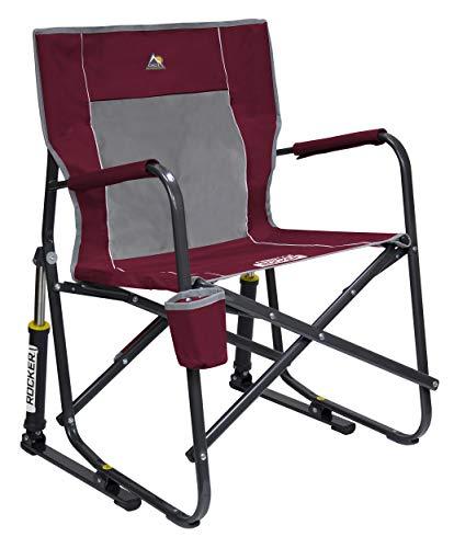 GCI Outdoor Freestyle Rocker Portable Folding Rocking Chair,...