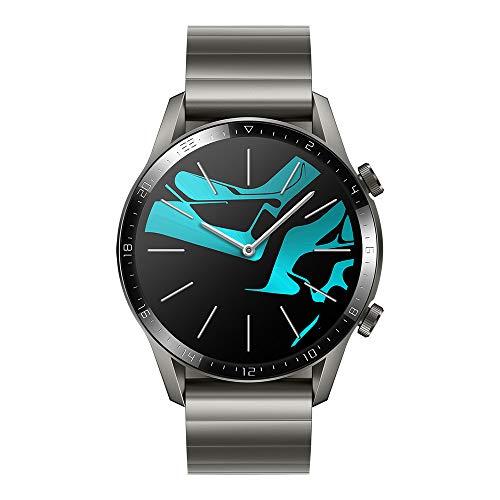 HUAWEI Watch GT 2 Smartwatch 46 mm, Durata Batteria fino a 2 Settimane, GPS, 15 Modalità di...