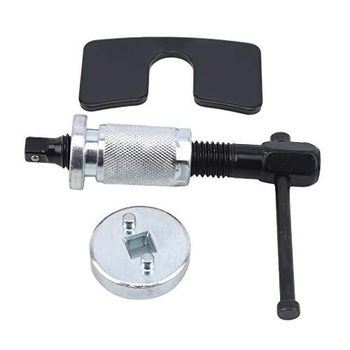 Weiy 3 Stück Universal-Bremssattel, Gewinde-Rückstellwerkzeugsatz Griff Bremskolbenwerkzeug zum Austausch der hinteren Bremsbeläge, Bremsscheiben