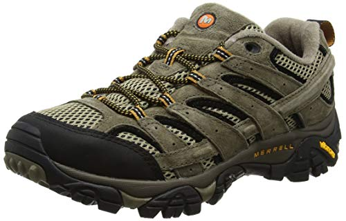 Merrell Moab 2 Vent, Zapatillas de Senderismo para Hombre, Marrón...
