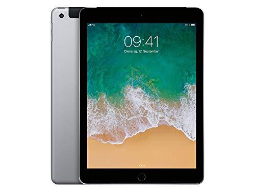 Apple iPad 9.7 (5th Gen) 128GB Wi-Fi + Cellular -...