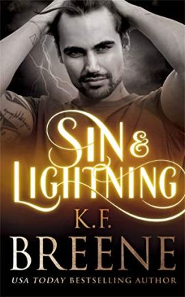 Sin & Lightning (Demigods of San Francisco Book 5) by [K.F. Breene]